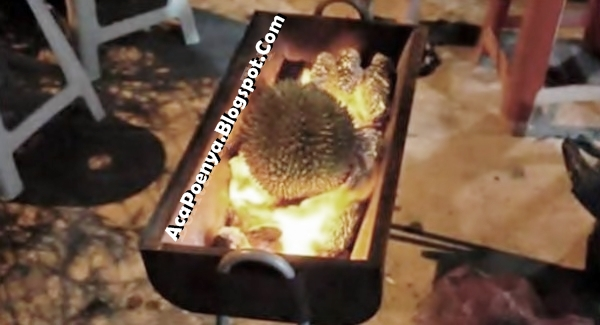 Durian Bakar