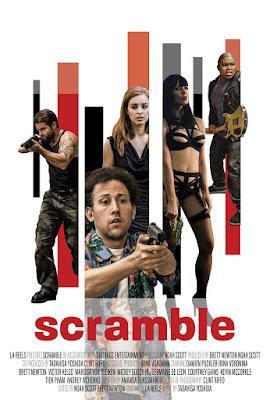 Scramble Poster