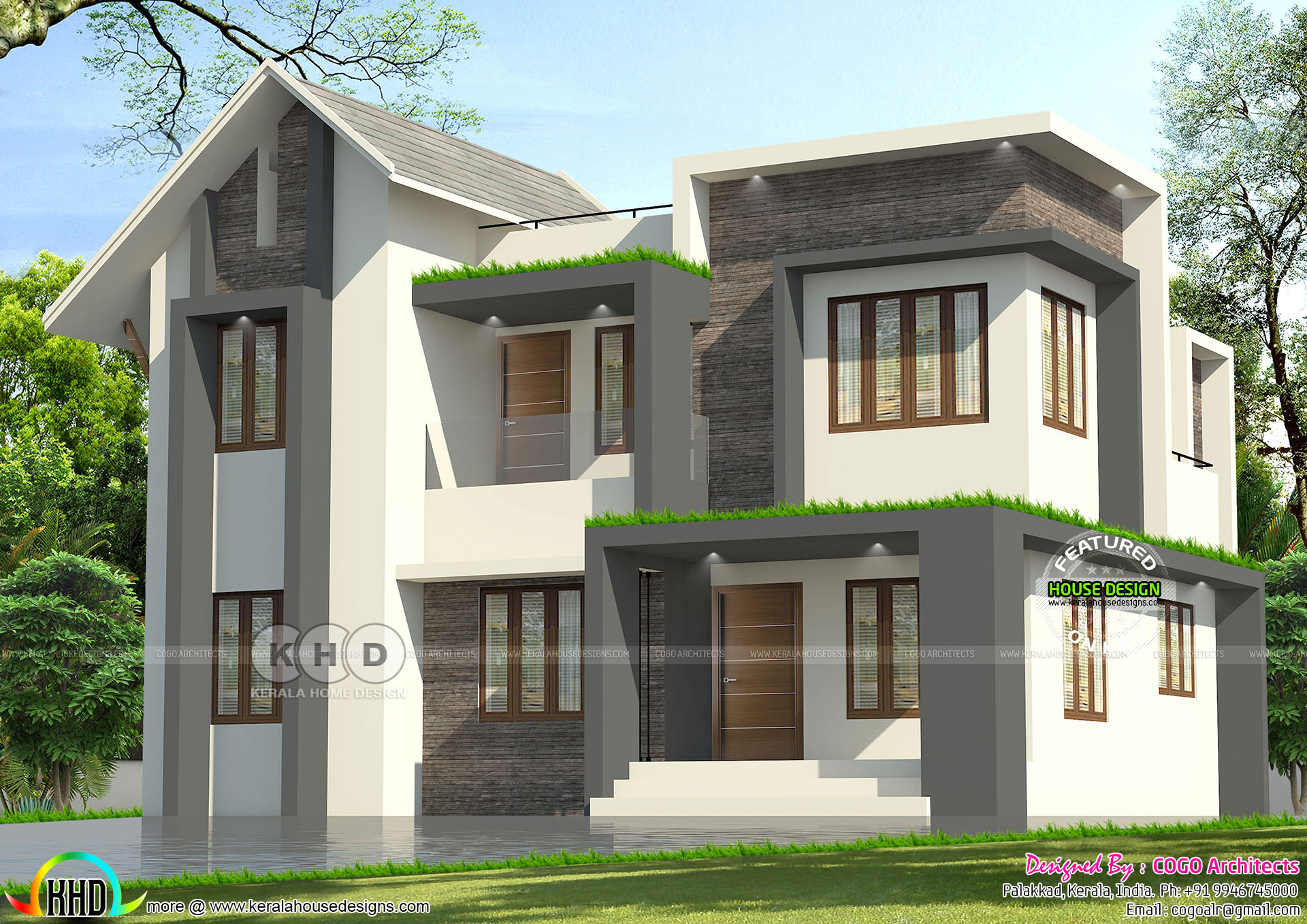 2019 Kerala Home Design And Floor Plans 8000 Houses