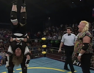 WCW Clash of the Champions XXXI - Nasty Boys vs. Public Enemy