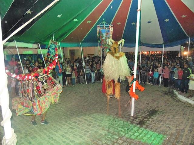 Quarta Edição do Festival Absurdo Iluminado em São Vicente Férrer