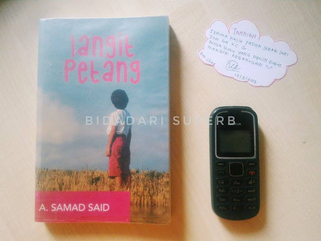 Langit Petang | Book Review + Appreciation Post to KimChaa