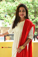 Telugu Actress Vrushali Stills in Salwar Kameez at Neelimalai Movie Pressmeet .COM 0084.JPG