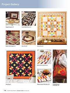 Quilters World Autumn Colors Project Gallery
