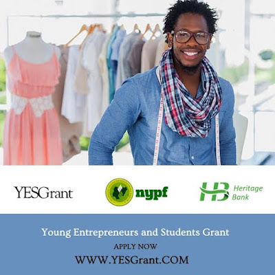 YES grant by Heritage bank and NYPFORUM