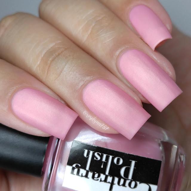 Contrary Polish - Pink Vanilla