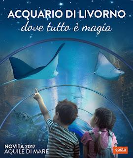 Offerte Acquario di Livorno 2017