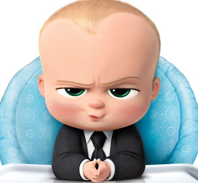 Meet 'The Boss Baby' in his First-Ever Trailer and Poster