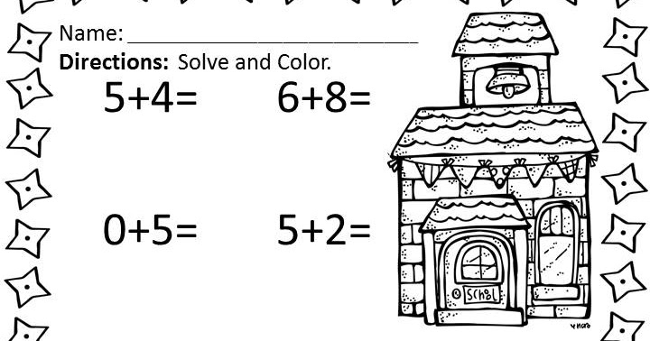 Classroom Freebies: Fern Smith's FREE Mixed Addition We