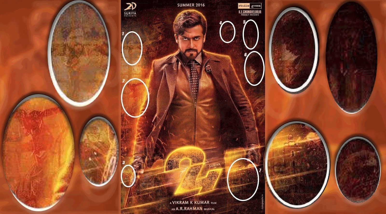 Suriya and vikram kumars 24 movie review ap and telangana movie suriyas most awaiting 24 movie flick released today i telugu and tamil languages a 2d entertainments banner and studio green proudly presents and in altavistaventures Images