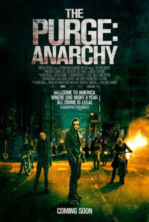 Anarchy La Noche De Las Bestias Banda Sonora Pelicula Trailer