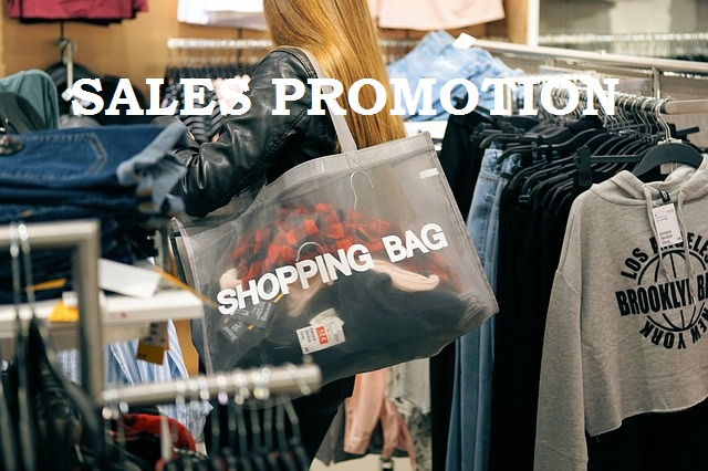 Understanding the act of sales promotion