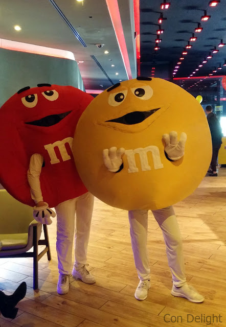 m&m's characters