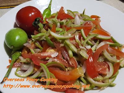 Paho, Paho Salad