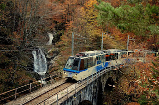 Treno del Foliage
