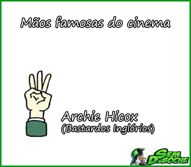Archie Hicox