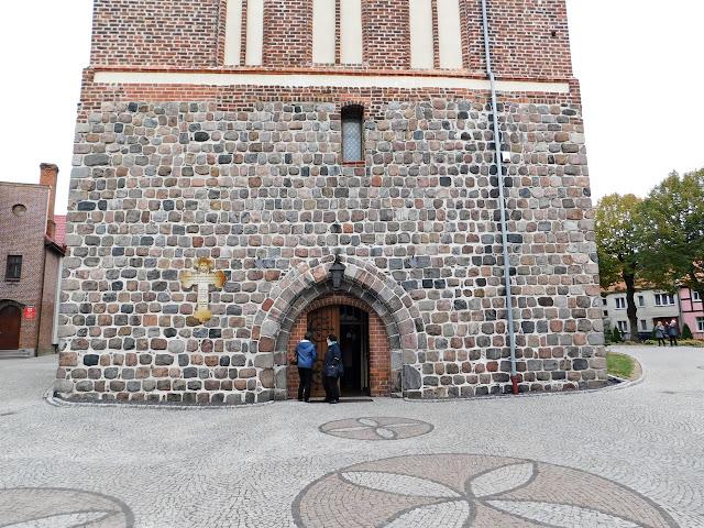 kościół, świątynia, mieszkowice, kamień, zachodniopomorskie