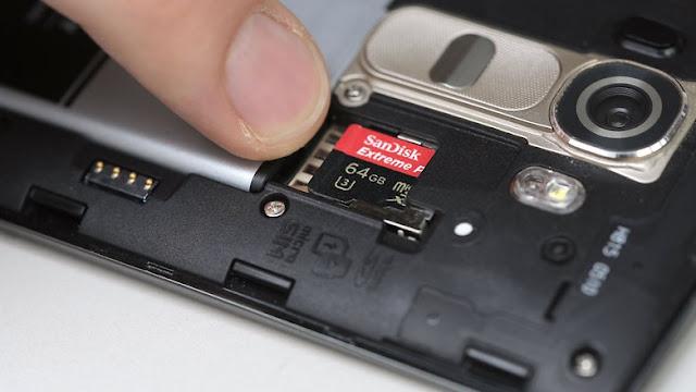 Cara Mudah mengubah MicroSD Jadi memori Internal pada Android