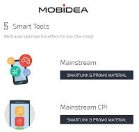 Mobidea - Publicidad móvil