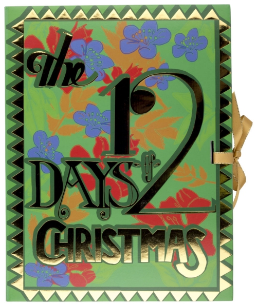 LUSH The 12 Days of Christmas Advent Calendar 2015
