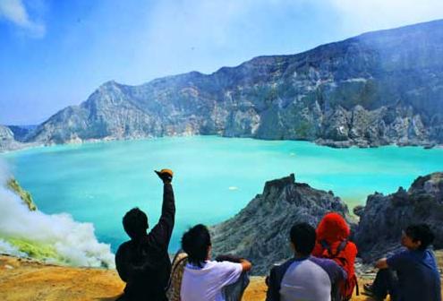 Danau Kawah Ijen
