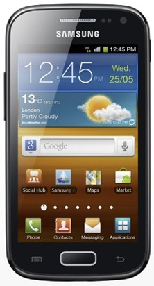 Samsung Galaxy Ace 2 receives Android 4.1.2 software update
