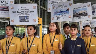 jet-employee-sanjana-apeal-to-pm