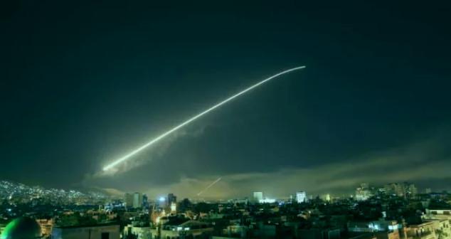 غارات إسرائيلية قرب دمشق
