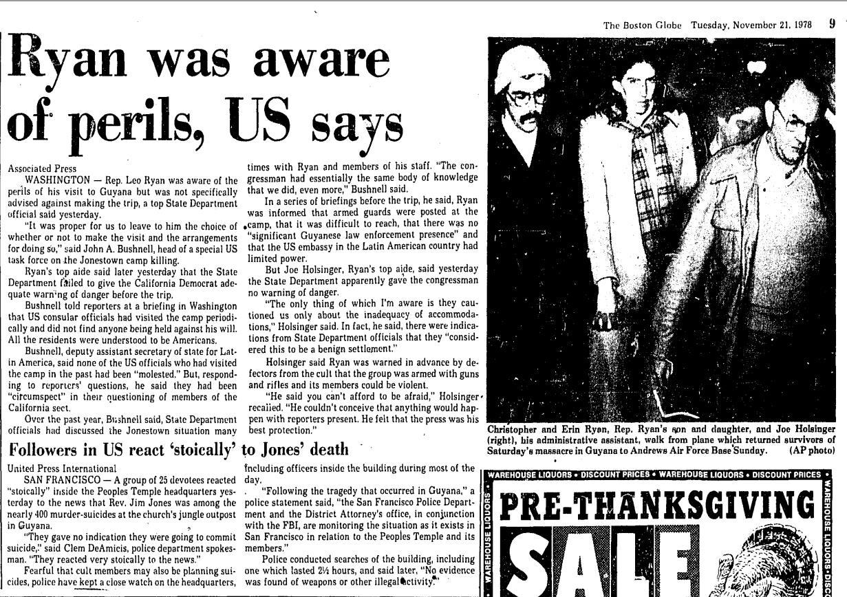 StevenWarRan Research: Nov  19-21, 1978, Boston Globe