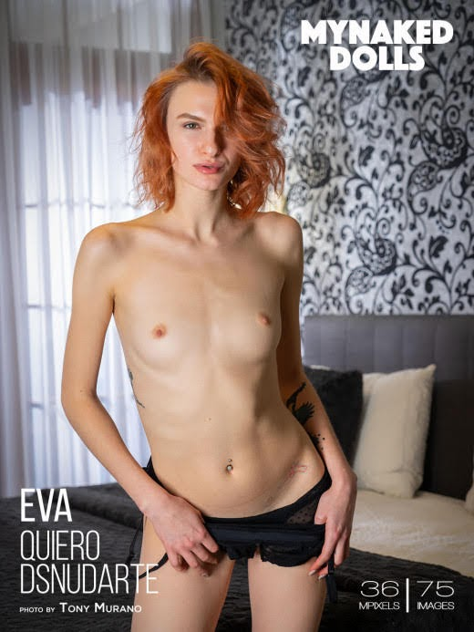 [MyNakedDolls] Eva - Guiero Desnudarte - idols