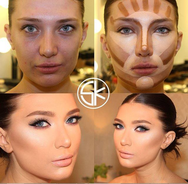 te traemos lindos tutoriales de maquillaje para que veas como maquillarte paso a paso y te veas sorprendente observa mas de 15 distintos tutoriales - Como Maquillarse Paso A Paso