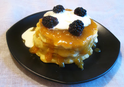 Image Result For How To Make Homemade Pancakesa