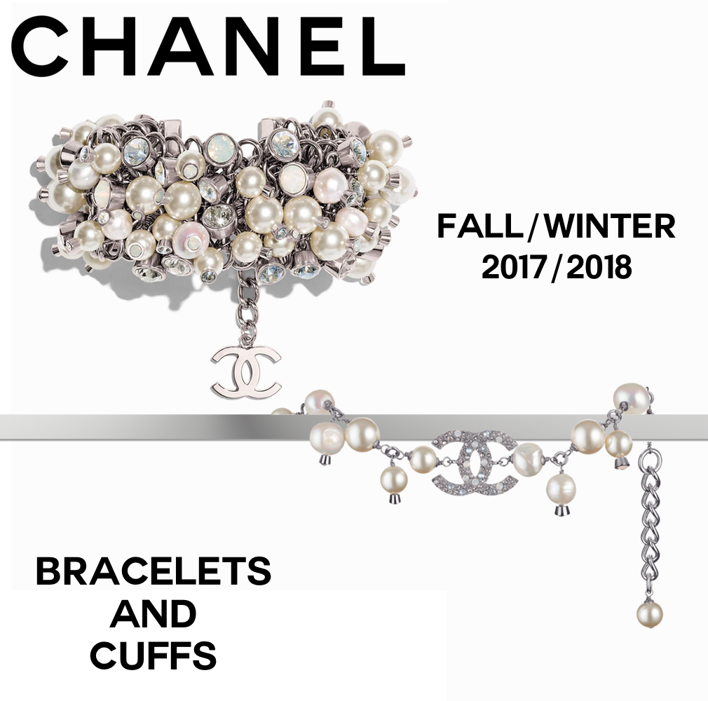 Chanel Fall/Winter 2017/2018 Collection-Cuffs and Bracelets