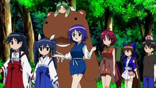 rekomendasi anime harem terbaik yang bagus