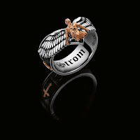 Strom Angelus Watch ring