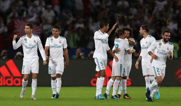 Реал выиграл Клубный ЧМ, победив с минимальным разрывом Гремио