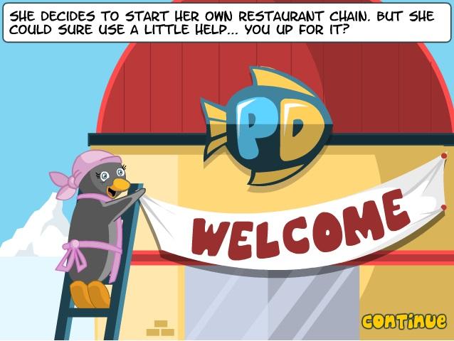 Penguin Dinner 2 Spiel 3