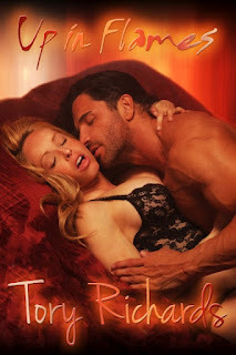 Review: Up In Flames by Tory Richards