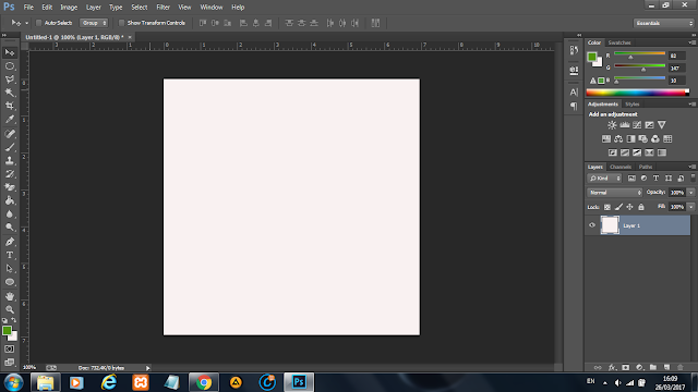 membuat layer di photoshop
