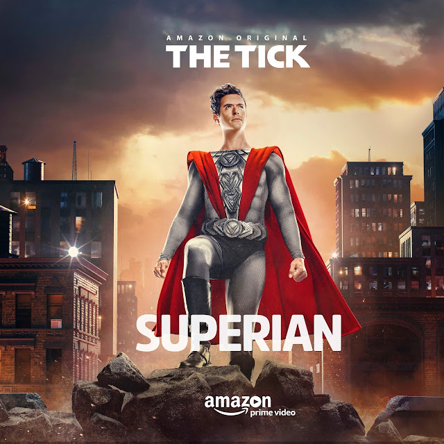 The Tick Superian