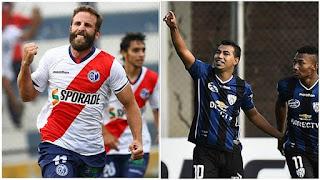Deportivo Municipal Lima vs Independiente del Valle en Copa Libertadores 2017