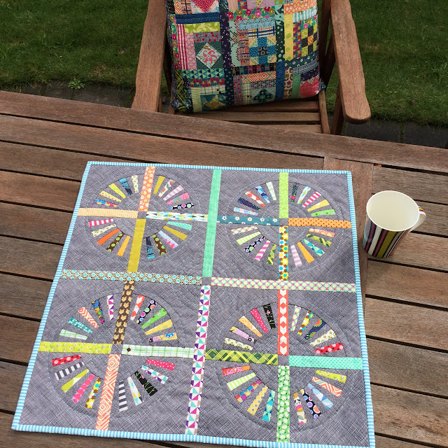 Wendy S Quilts And More Wheel Of Fortune Pillow