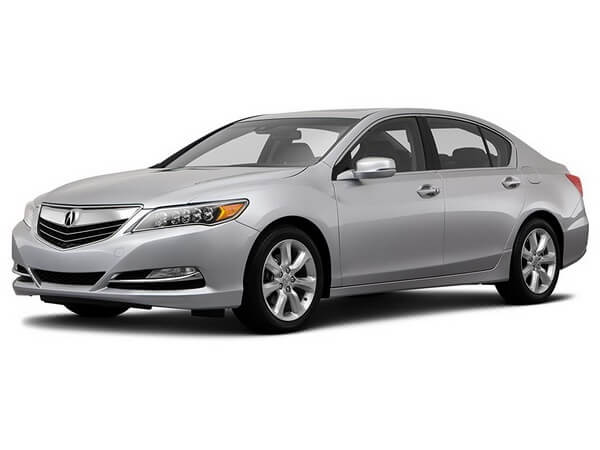 2014 Acura RLX Prices, Reviews and Pictures