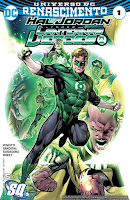 DC Renascimento: Hal Jordan e a Tropa dos Lanternas Verdes #1