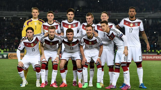 Germany Confederations 2017 Squad