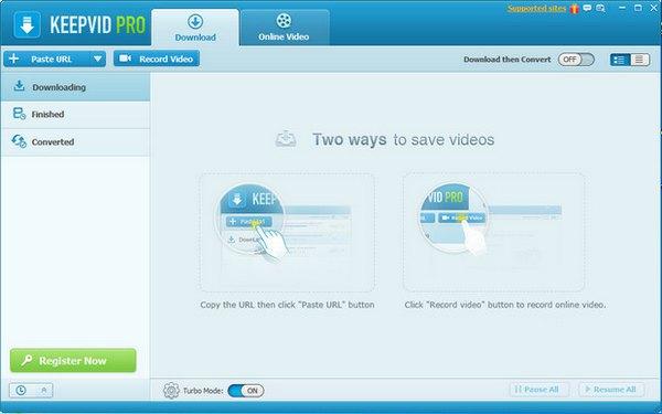 KeepVid 7.3.0.2 PRO + Portable