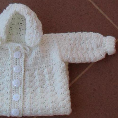 Crochet Guide Cozy Baby Bunting