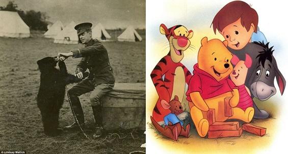 Fakta Unik Winnie The Pooh yang Belum Diketahui Banyak Orang