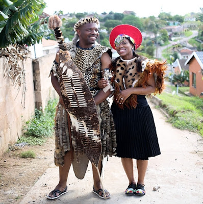 Traditional Zulu Marraige Rites and BridePrice/Dowry Payment 1