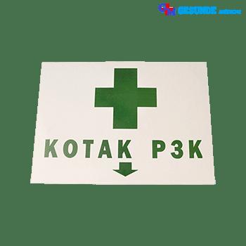 Stiker P3K Murah